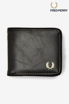 Fred Perry Tonal Billfold Wallet