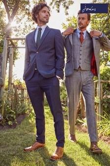 Joules Slim Fit Suit