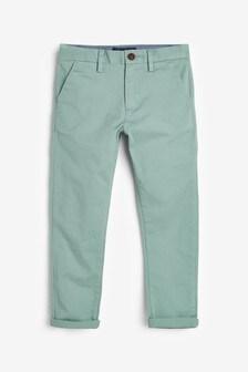 Pantalon chino stretch (3-16 ans)