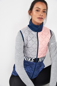 Nike Aero Layer Colourblock Running Gilet