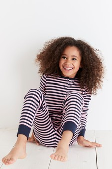 Stripe Jersey All-In-One (3-16yrs)