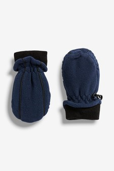 Флисовые рукавицы (Младшего возраста)
