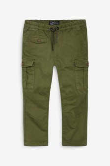 Tapered Cargo Trousers (3-16yrs)