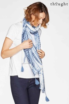 Thought Blue Rachel Scarf