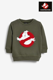 Ghostbusters Crew Top (3mths-8yrs)