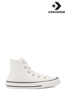 Converse Glitter High Youth Trainers