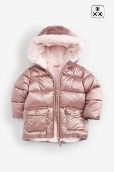Водоотталкивающее дутое пальто (3 мес.-7 лет)