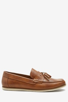 Tassel Loafers