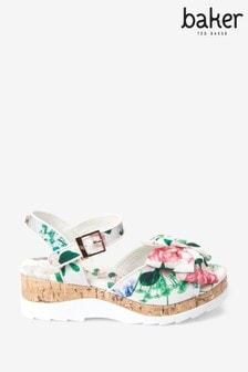 Baker By Ted Baker Floral Platform Shoes (529163)   $53