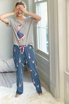 Goose Pyjama Set