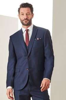 Empire Mills Signature British Wool Flannel Suit