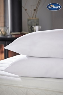 2 Pack Silentnight Warm And Cosy Pillows
