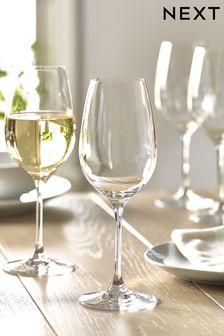 Súprava 4 pohárov na biele vínoNova Stemware