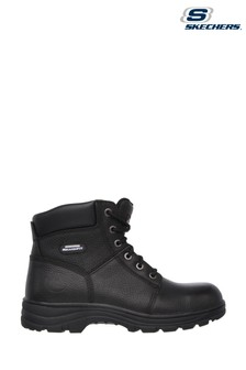 Skechers® Black Workshire Safety Wide Fit Boots