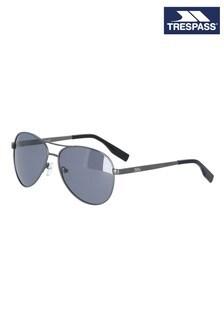 Trespass Grey Aviator - Sunglasses
