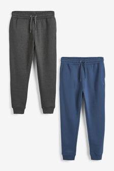 Набор из2 трикотажных спортивных брюк