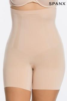 Pantaloni scurți mulați cu talie înaltă pentru control ferm SPANX® Oncore Curve