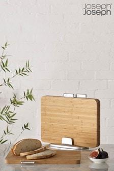 Joseph® Joseph Index Bamboo 3-Piece Chopping Board Set