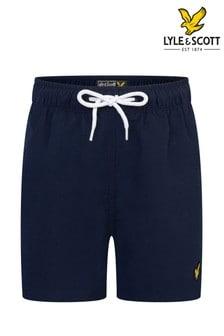 Классические пляжные шорты Lyle & Scott