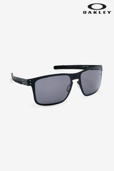 Oakley® Black Fives Square Sunglasses