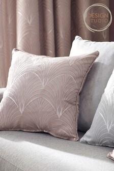Design Studio Blush Metro Cushion