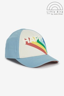 Little Bird Blue Baseball Cap