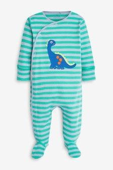 Пижама с принтом динозавра (0 мес. - 2 лет)