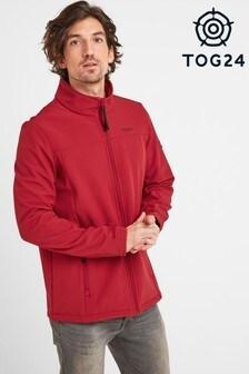 Tog 24 Red Feizor Mens Softshell Jacket (545842) | $55