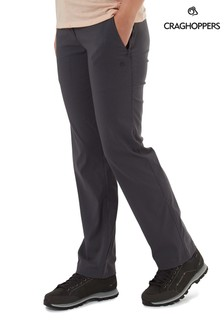 Craghoppers Grey Kiwi Pro Trousers