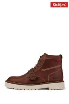 Kickers® Brown Daltrey Boots