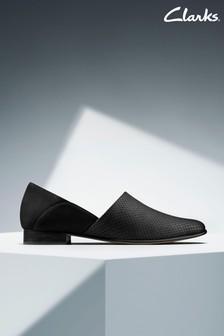 Clarks Black Pure Tone Shoe