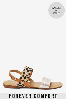 Forever Comfort® Sandale mit doppeltem Knöchelriemen