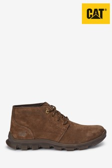 CAT® Brown Nubuck Prepense Lace-Up Boots