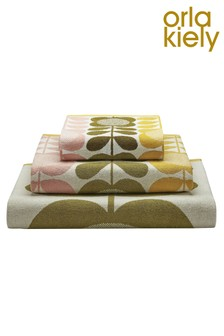 Orla Kiely Summer Floral Towels