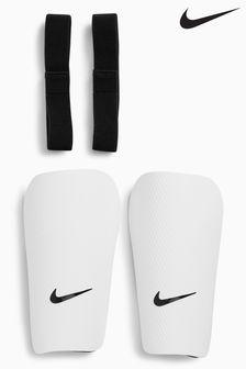 Nike White Shin Guard