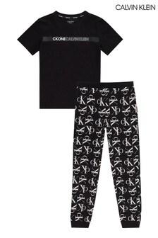 Calvin Klein CK One針織睡褲組