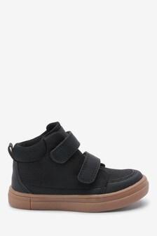 Нейлоновые ботинки на двух липучках (Младшего возраста)