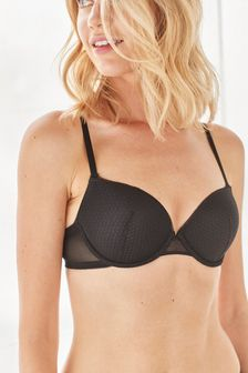 Emily Push-Up Balcony Bra