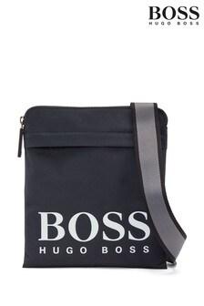 BOSS標誌小袋