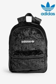 adidas Originals Black Velvet Backpack