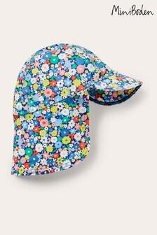 Modrý koupací klobouček Boden Sun Safe