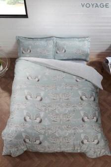 Voyage Nocturnal Animals Cotton Duvet Cover