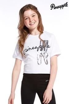Свободная футболка Pineapple Ballet