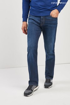 Emporio Armani J21 Straight Fit Jean