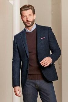 Signature Donegal British Wool Blazer