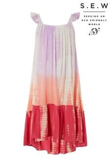 Monsoon S.E.W Tie Dye Maxi Dress