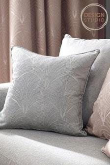 Design Studio Silver Metro Cushion