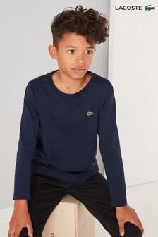 Klasické tričko s dlhými rukávmi Lacoste®