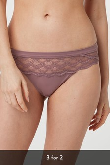 Next Forever Comfort® Supersoft Knickers