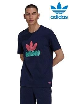 Футболка с рисунком Adidas Originals